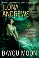Cover Ilona Andrews, Bayou Moon